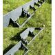 Plastikiniai vejos bortai 79mm aukščio, vnt