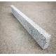 Granito pilkas degintas bortas 100x15x5 cm, vnt
