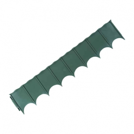 Plastikinis atitvaras žalias 60cm ilgio, vnt