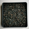 Juoda-raudona granito skalda 2-5 mm, 20kg
