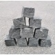 Granito juodos trinkelės 5x5x5 cm, kg
