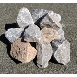 Pink Stone skaldyti 60-90 mm, kg
