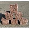 Granito raudonos Z trinkelės 10x10x5 cm, kg