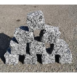 Granito pilkos Z trinkelės 5x5x5 cm, kg