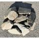 Pilkas skalūnas skaldytas 60-150 mm, kg