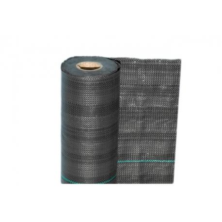 Agrotekstilė juoda 1,05m x 5m (5,25m2), vnt