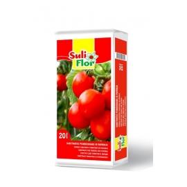 Substratas pomidorams, 20L