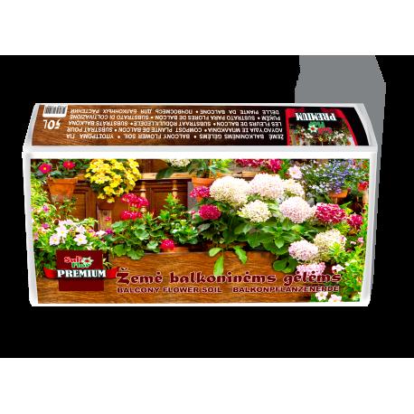 Žemė balkoninėms gėlėms, 20L