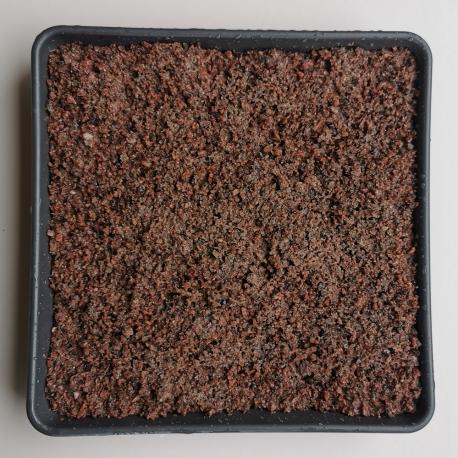 Raudono granito atsijos 0-2 mm, 20kg