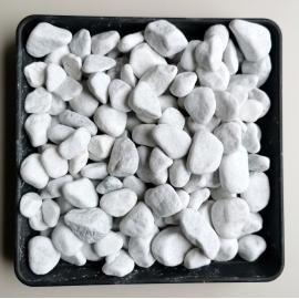 Bianco Carrara gludinti 15-25 mm, 20kg