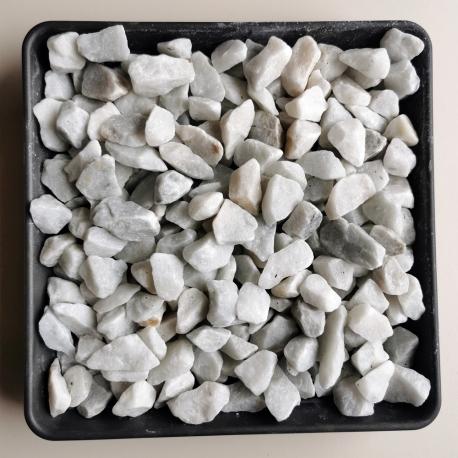 Bianco Carrara skalda 16-22 mm, 20kg