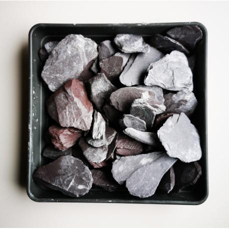 Bordo skalūno skalda 30-50 mm, 20kg
