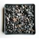Juoda-raudona granito skalda 11-16 mm, 20kg