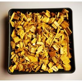 Geltonas mulčias 20-40 mm, 50L